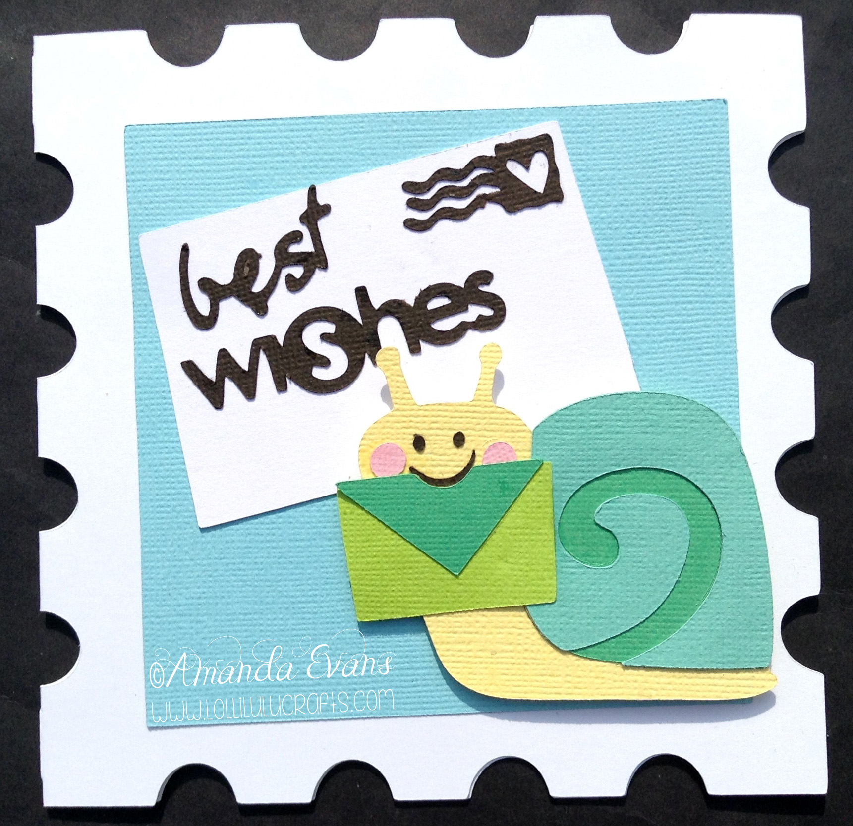 Cricut birthday bash snail mail card project files lolli for Imagine crafts craft mat