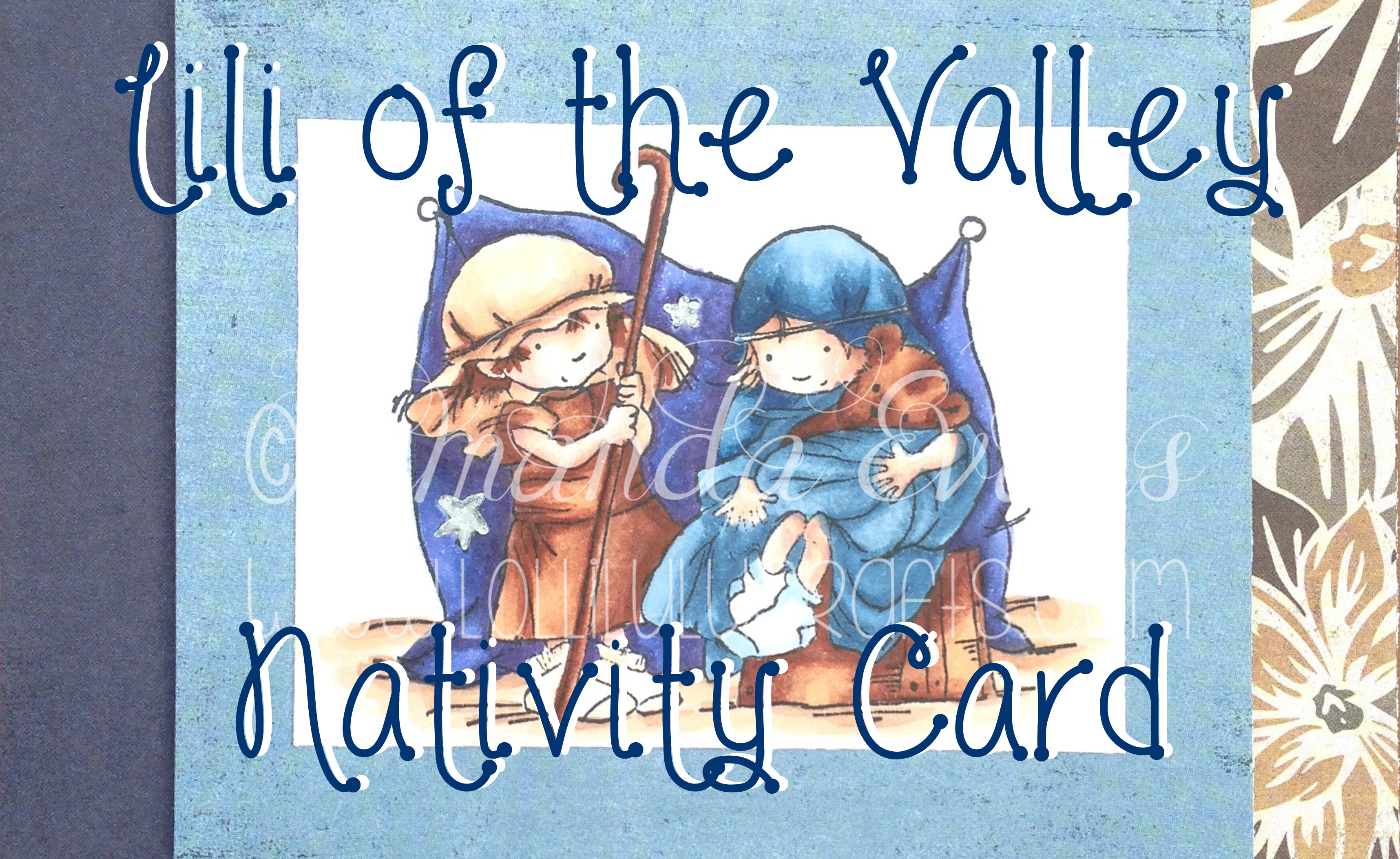 Lili Nativity