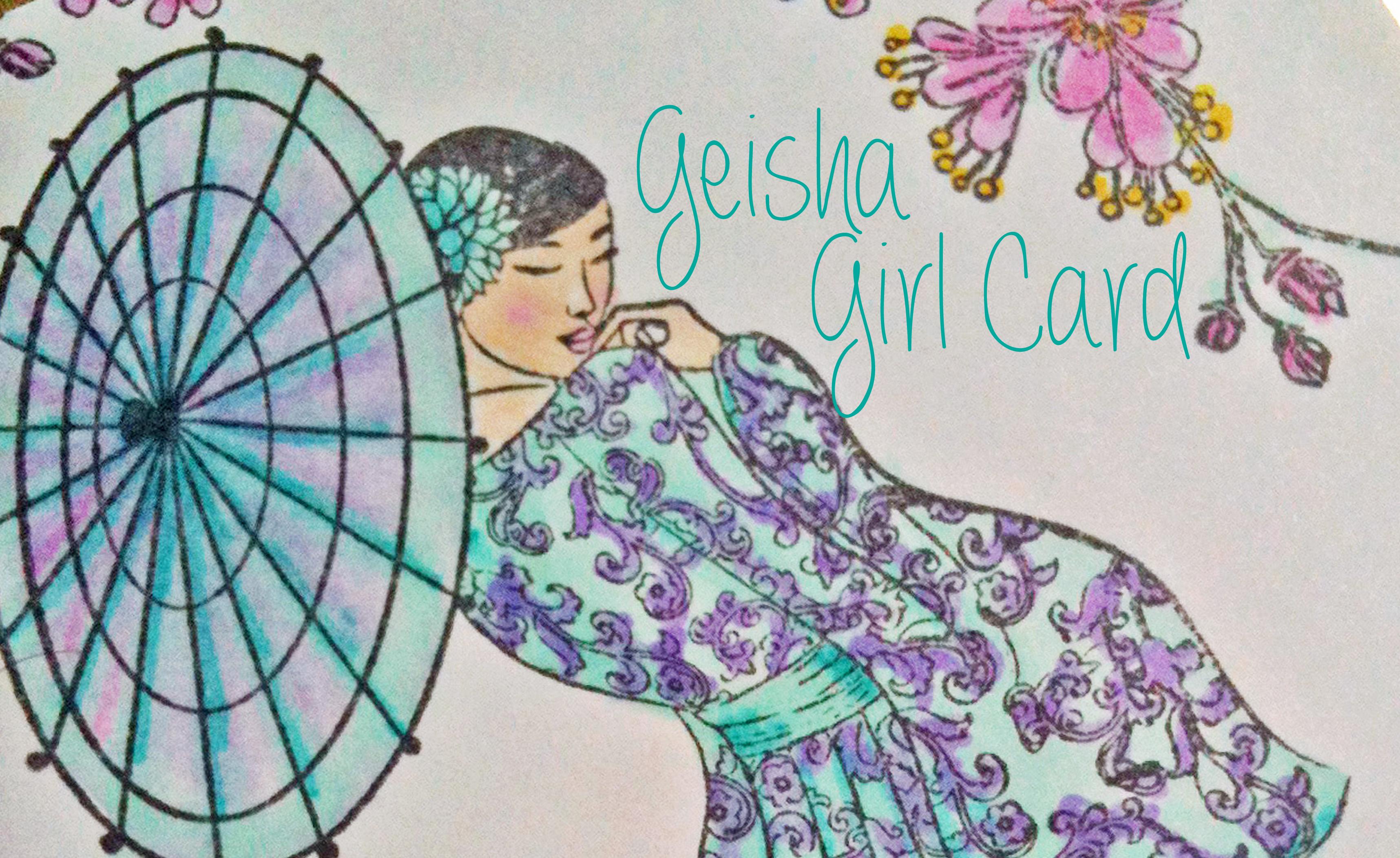 Geisha Thumb