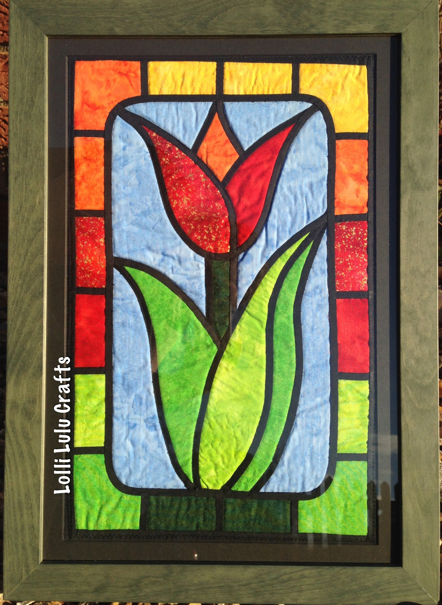 SStained glass