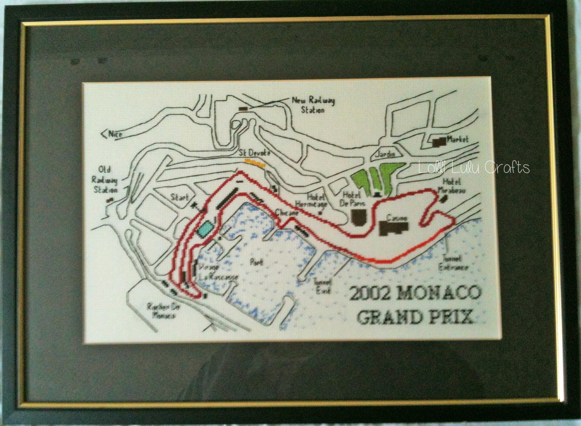 Smonaco Map