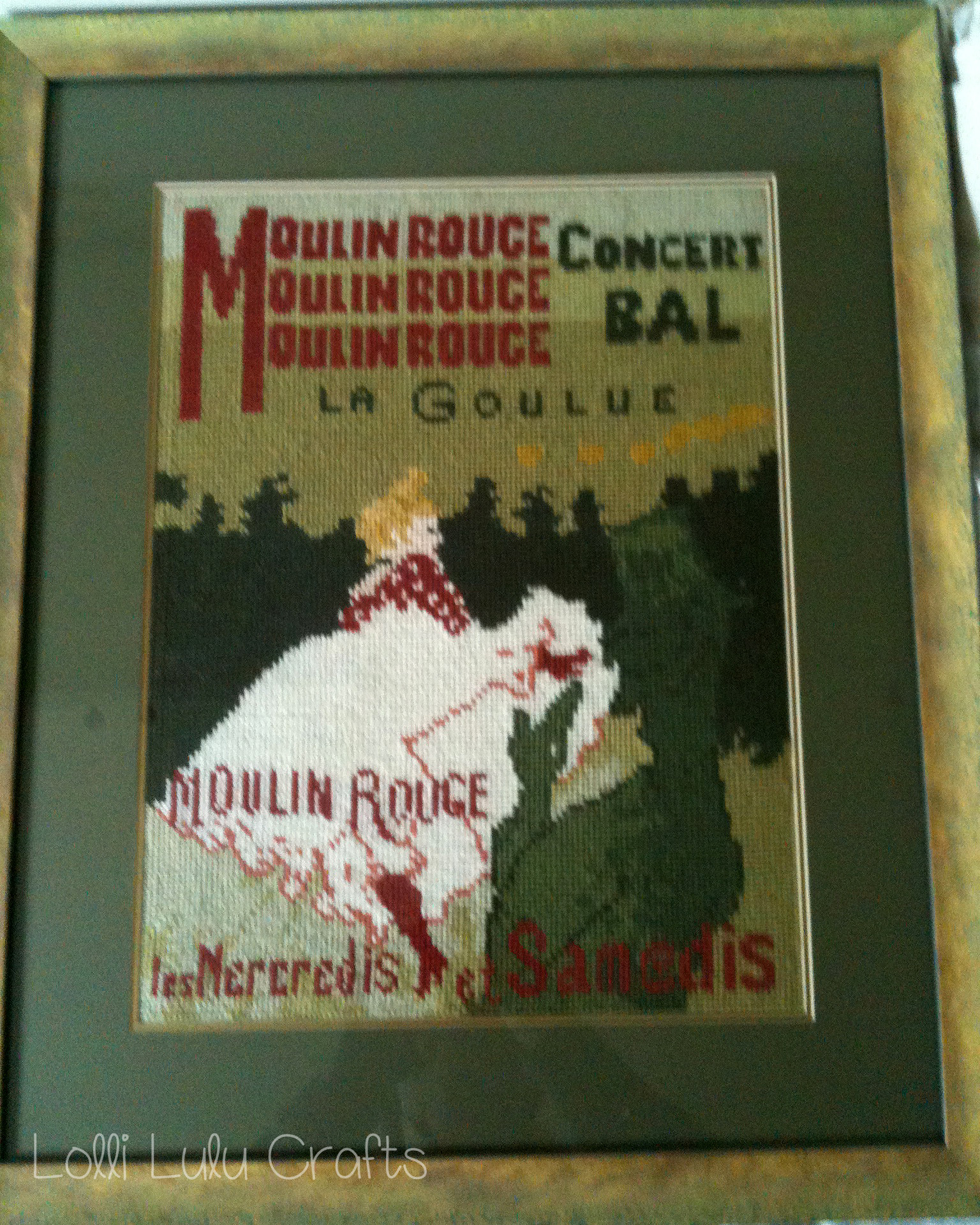 Smoulin rouge