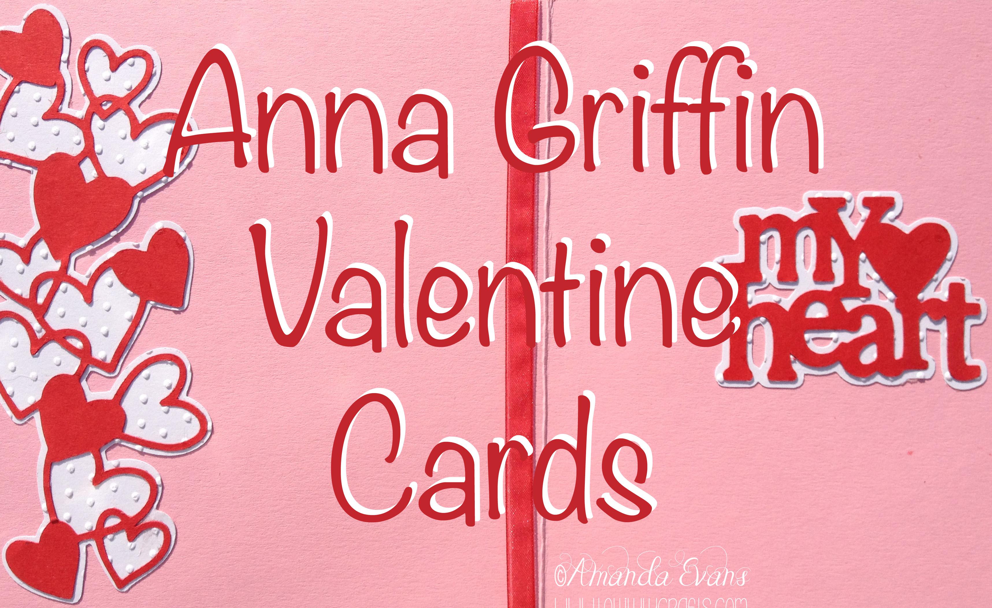 V AG Valentine Cards