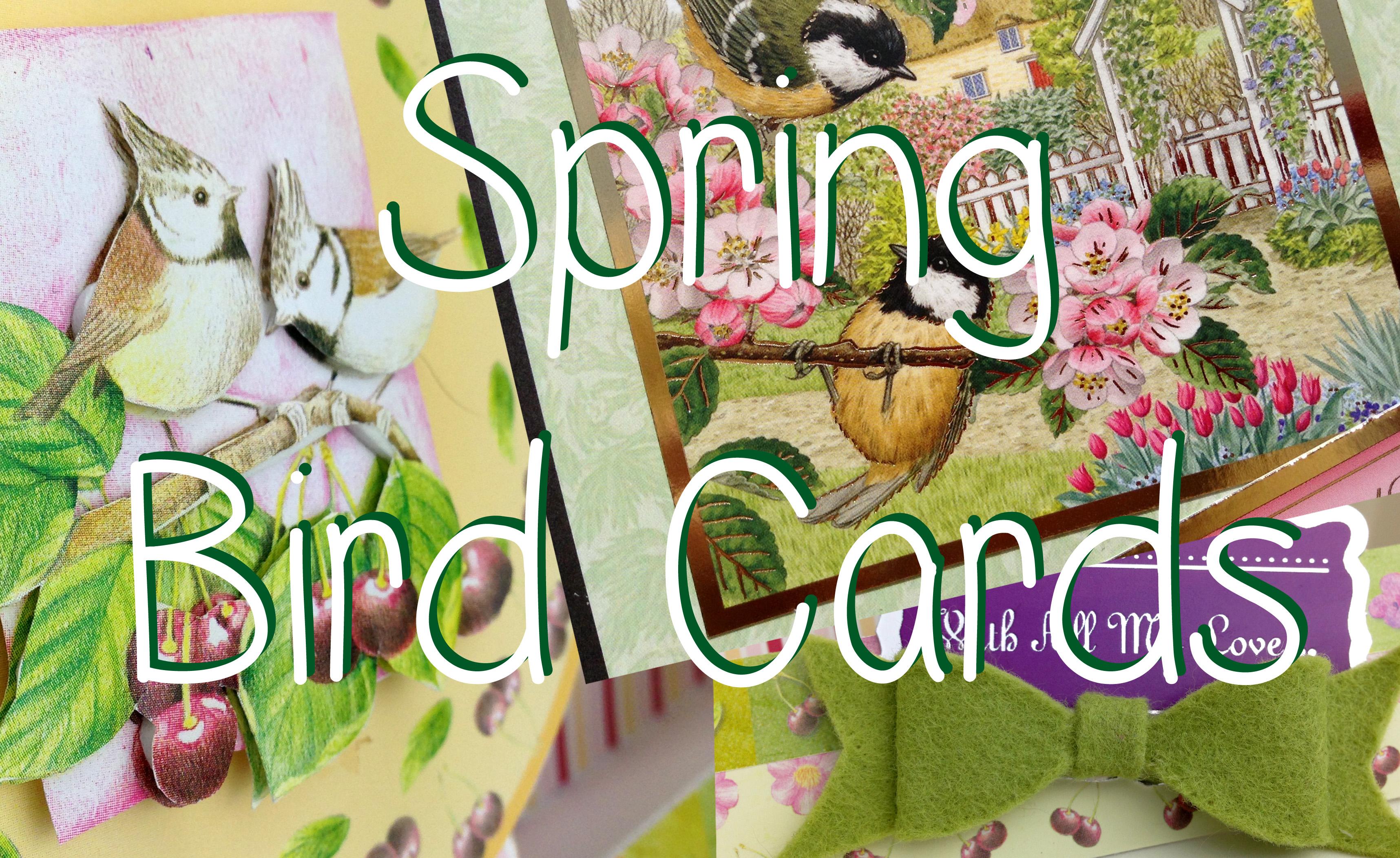 Spring bird slider