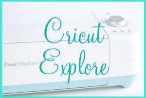 Cricut Explore Project Files