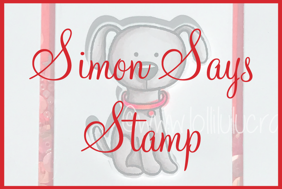 tile - Simon says stamp